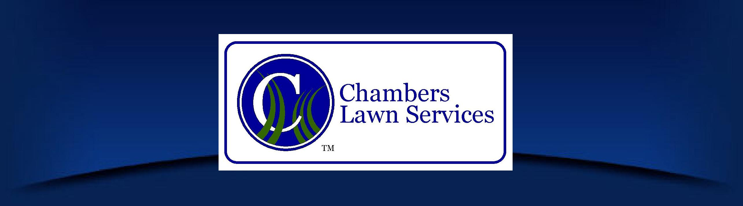 Chambers Lawn Services Logo
